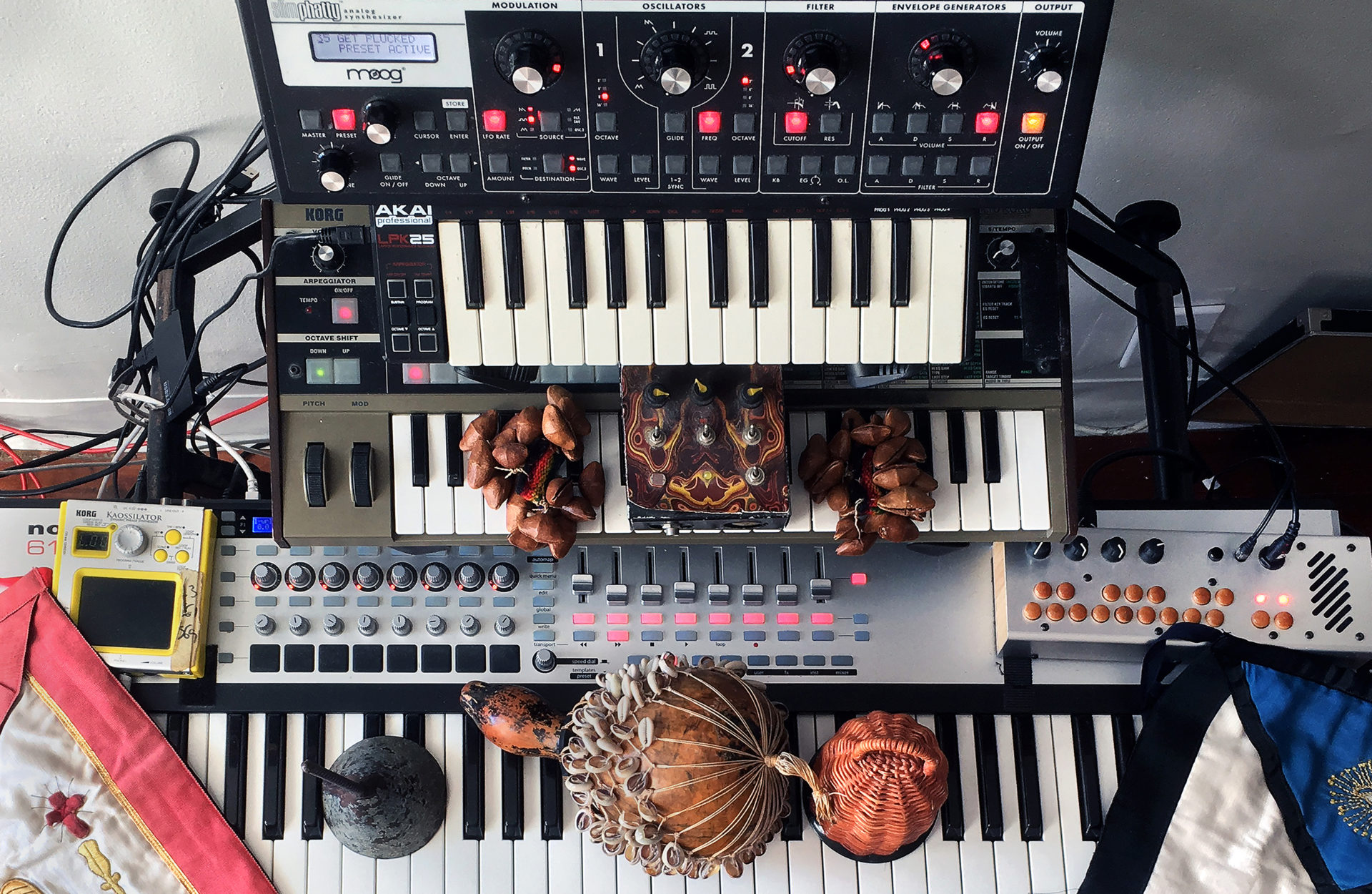 Afroelectronic