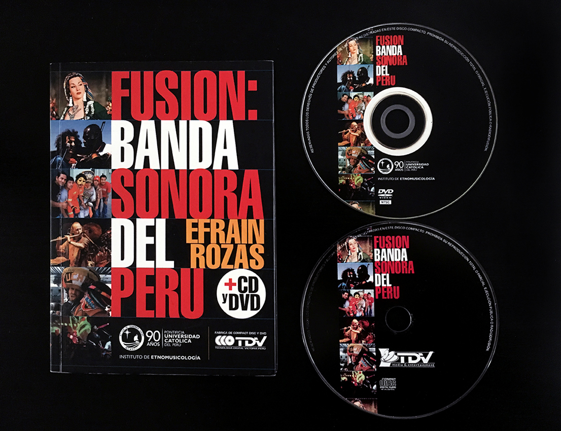 Fusión: A Soundtrack for Peru
